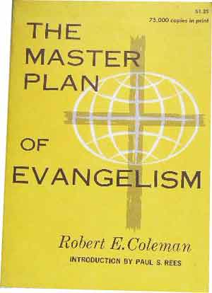 Image for The Master Plan of Evangelism.