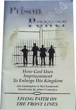 Image for Prison Power  How God uses Imprisonment to Enlarge His Kingdom