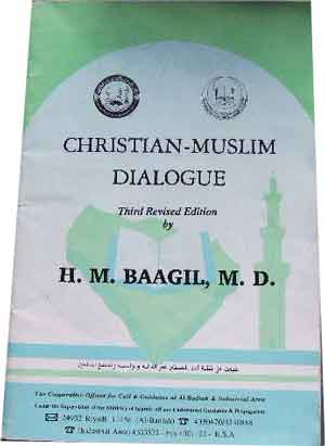 Image for Christian-Muslim Dialogue.
