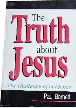 Image for The Truth about Jesus.