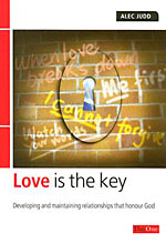 Image for Love Is the Key.