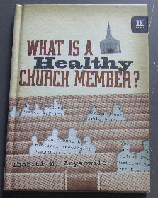 Image for What Is A Healthy Church Member?
