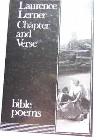 Image for Chapter and Verse  Bible Poems
