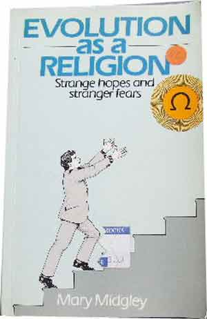Image for Evolution as a Religion  Strange Hopes and Strange Fears