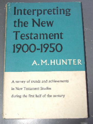 Image for Interpreting the New Testament 1900 - 1950.