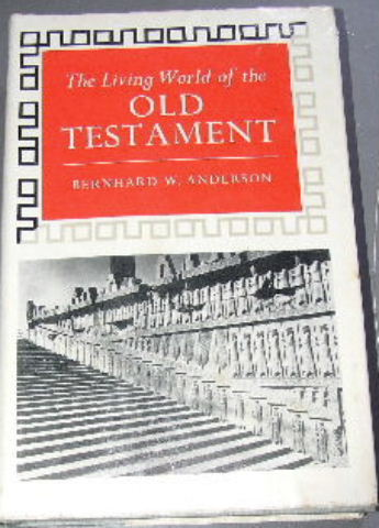 Image for The Living World of the Old Testament.