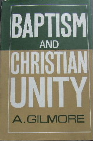 Image for Baptism and Christian Unity.