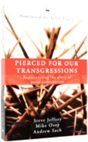 Image for Pierced for Our Transgressions.