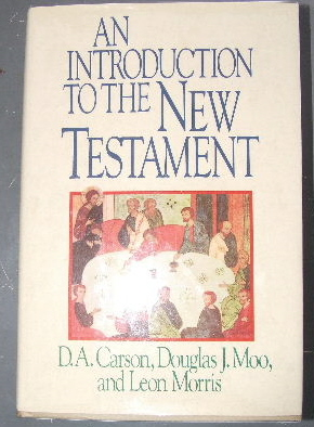 Image for Introduction to the New Testament.