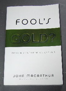 Image for Fool's Gold  Discerning Truth in an Age of Error