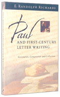 Image for Paul and First-Century Letter Writing.