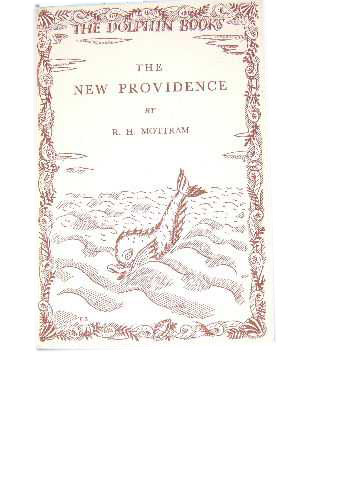 Image for The New Providence.