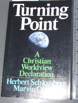 Image for Turning Point  A Chrisitan Worlview Declaration