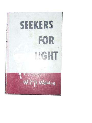 Image for Seekers For Light.