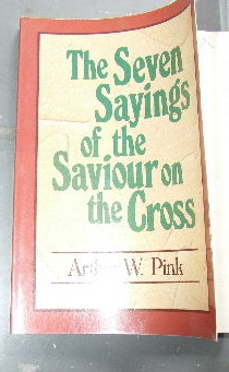 Image for Seven Sayings of the Saviour on the Cross.