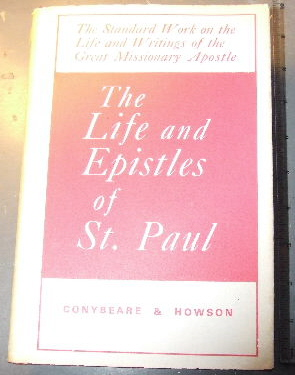 Image for The Life and Epstles of St Paul.