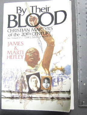 Image for By Their Blood  Christian Martyrs of the Twentieth Century