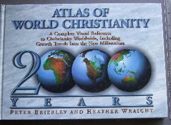 Image for Atlas of World Christianity 2000 Years.