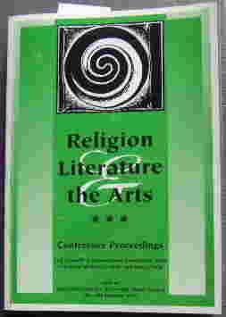 Image for Religion, Literature & the Arts Project  Conference Proceedings