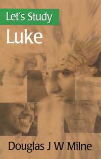 Image for Let's Study Luke.