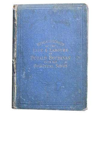Image for Dugald Buchanan  Reminiscences of the Life and Labours