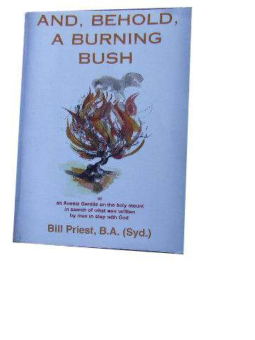 Image for And, Behold, a Burning Bush.