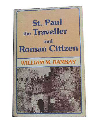 Image for St. Paul The Traveller and the Roman Citizen.