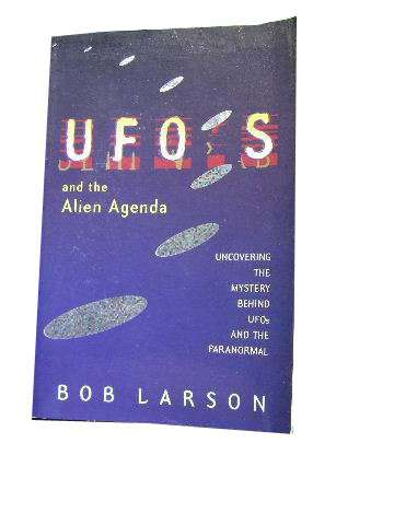 Image for UFO's  and the Alien Agenda