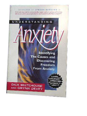 Image for Understanding Anxiety  Identifying the Causes and Discovering Freedom from Anxiety