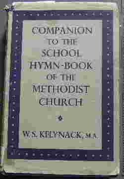 Image for Companion to the school hymn-book of the Methodist Church.
