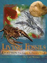 Image for Evolution: The Grand Experiment: Vol. 2 - Living Fossils.