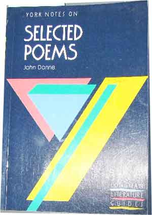 Image for Selected Poems  York notes on