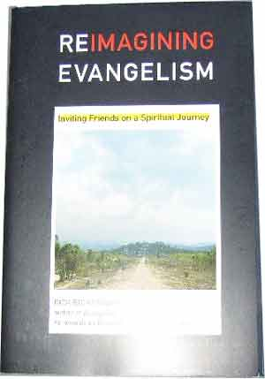 Image for Reimagining Evangelism  Inviting Friends on a Spiritual Journey
