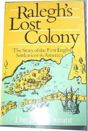 Image for Ralegh's lost colony.