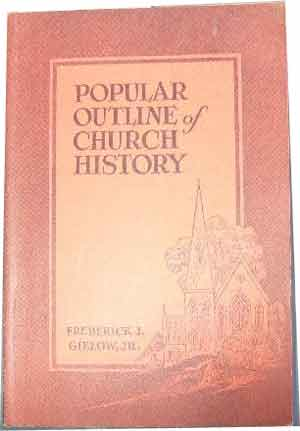Image for Popular outline of Church History.