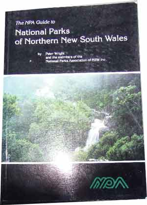 Image for National Parks of Northern New South Wales  The NPA Guide to