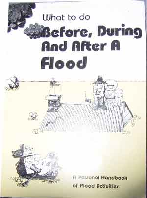 Image for What to do Before, During and After a Flood  Alternatives to an Ark