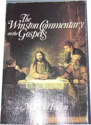 Image for The Winston Commentary on the Gospels.