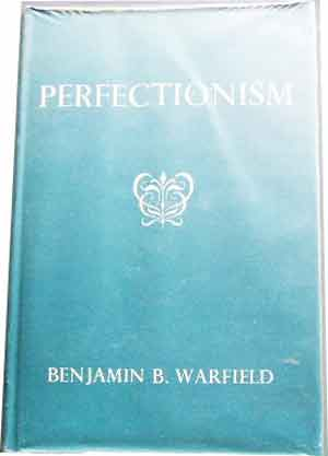 Image for Perfectionism.