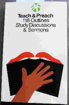 Image for Teach & Preach  118 outlines study discussions and sermons
