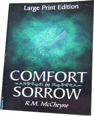 Image for Comfort In Sorrow (Large Print).