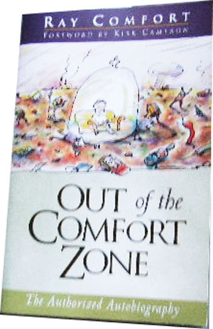 Image for Out of the Comfort Zone.