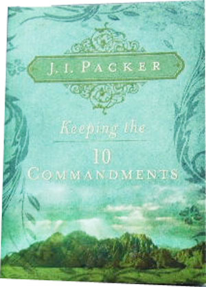 Image for Keeping the 10 Commandments.