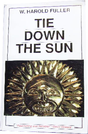Image for Tie Down the Sun.