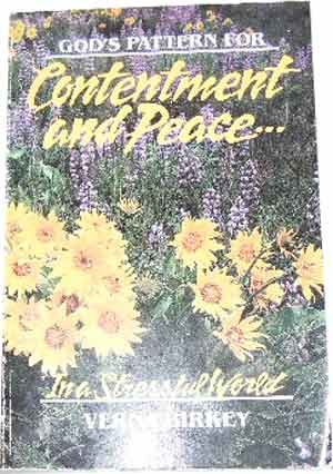 Image for God's Pattern for Contentment and Peace  In a Stressful World