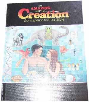Image for The Amazing Story of Creation  from Science and the Bible