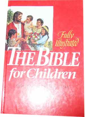 Image for The Bible for Children.