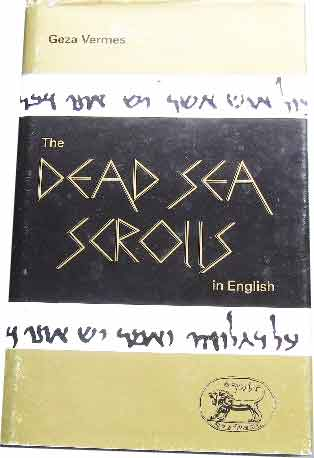 Image for The Dead Sea Scrolls in English.