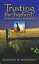 Image for Trusting The Shepherd.