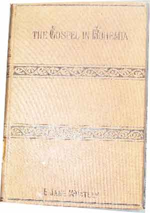 Image for The Gospel in Bohemia  Sketches of Bohemian Religious History